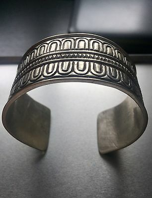 ANCIENT ROMAN ENGRAVED SILVER WOMEN'S BRACELET CIRCA 2nd-3th CENTURY