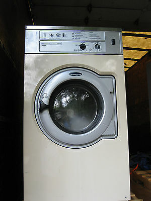 W640 Wascomat commercial  40 lb washer super senior slightly used OPL 208V 3 ph