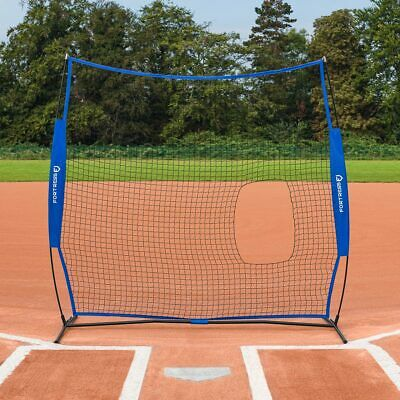 7ft x 7ft FORTRESS Portable Softball Screen [UK Seller/24 Hour Shipping]