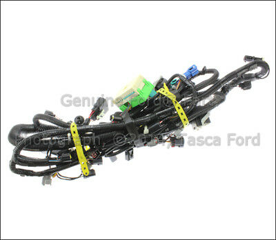 New Oem 5 Speed Manual Transmission Engine Wiring Harness Wire 2008-2009 Mustang