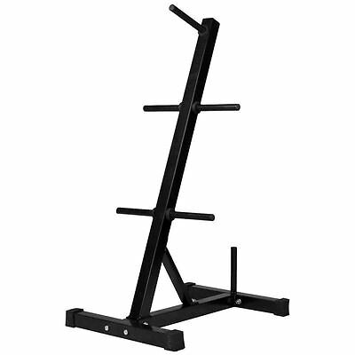 Gorilla Sports Weight Plate Rack 30mm
