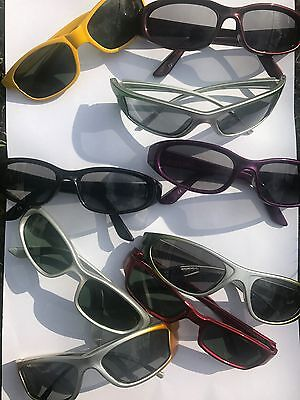 Vintage Style Kids Toddlers Sunglasses Boys & Girls UV Sun Protection Shades