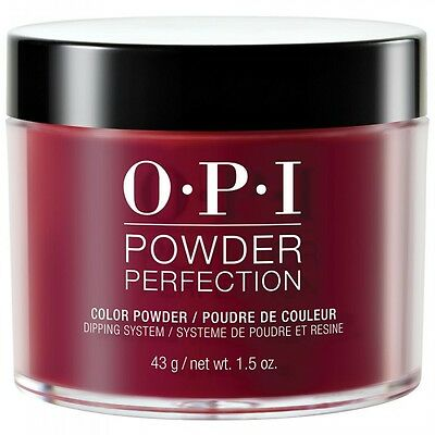 OPI Powder Perfection Dipping System – Malaga Wine 43g