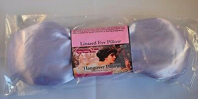 Hangover Rosemary & Peppermint Linseed Eye Pillows.Gift idea.