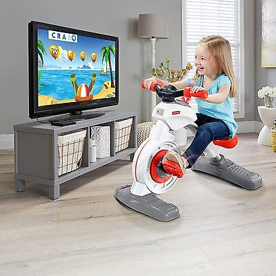 Fisher-Price Think & Learn Smart Cycle Toy * Wow Brand New 2017 Smart Bicycle