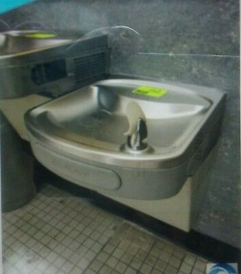 Double Elkay Drink Fountains