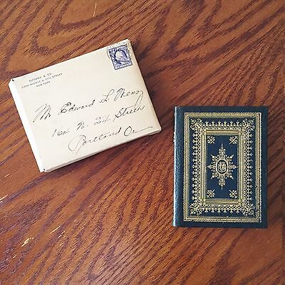 Tiffany & Co 1913 Catalog with Original Mailing Box