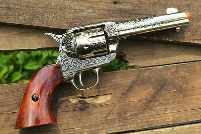 Colt M1873 Peacemaker Fast Draw Revolver - Single Action Army - Denix Replica