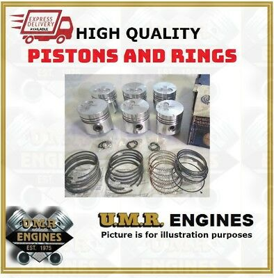 Toyota Landcruiser 2H pistons and rings