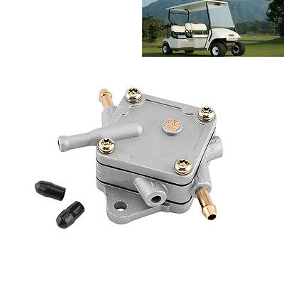 Gas Fuel Oil Pump For Yamaha Golf Cart G16 G20 G22 4-Cycle 96-07 Replacement