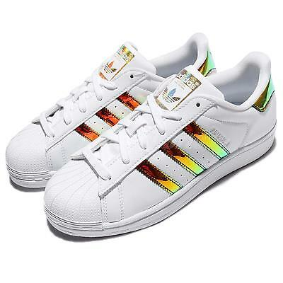 designer fashion b61b8 3a6ee purchase scarpe unisex bambino sneakers basse adidas originals superstar  bianco nero 1deae ed89e  netherlands adidas superstar lenticular 49635 caa9d