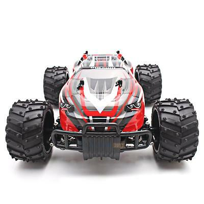 Electric RC Car 1:16 Scale Model Off Road High Speed Remote Control Car Toy #3YE