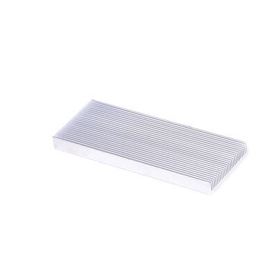 100x41x8mm Aluminum Heat Sink for Computer LED Power Memory Chip  IO