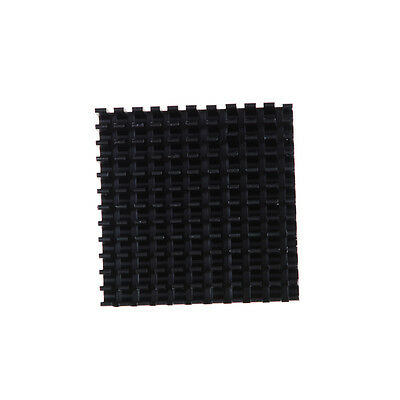 40x40x11mm Aluminum Heat Sink for Computer LED Power Memory Chip  IO