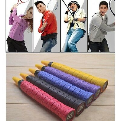 2pcs Non-slip Breathable Absorbent Fishing Rod Hand Winding Belt Handle Wrap US