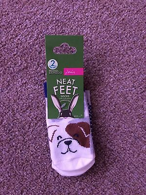 BNWT joules baby socks 0-6 months