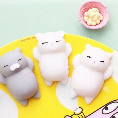 New Dolls Small Animal Squishy Squeeze Cute Healing Toy Kawaii Collection Stress