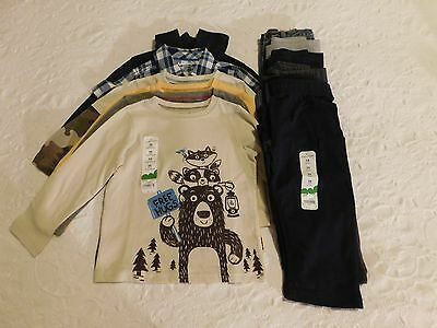 Boys Clothes Lot size 24 MO 24 Months NWT Fall Winter Brand New Retail $166
