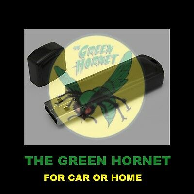 The Green Hornet. Enjoy In Your Car Or At Home. 277 Classic Old Time Radio Shows