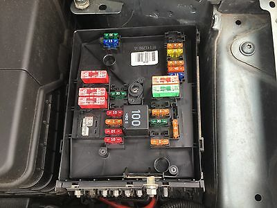 audi a4 fuse box 1999 audi a6 c6 2004-2011 3.0 tdi v6 fuse box (in engine bay ...