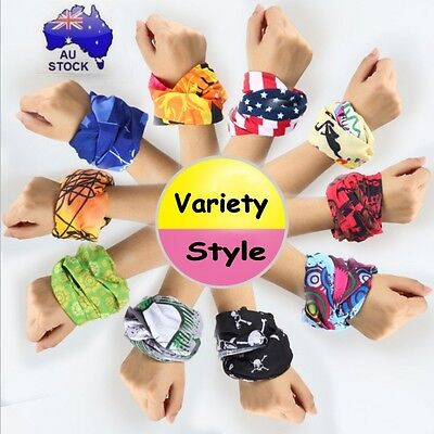 Variety Motorcycle Motorbike Bike Lightweight Neck Warmer Tube Scarf Band Snood