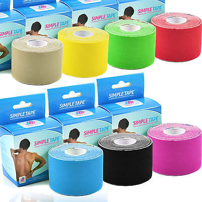 Kinesio Tape texclassic or Kinesiology Tape Simple Med 5 M IN SUMMER SALE