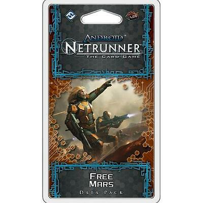 Android Netrunner LCG - Free Mars Data Pack Expansion by FFG
