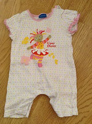 Upsy Daisy Baby Girls Romper Suit. 6-12 Months