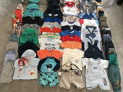3-6m Baby Boys Clothes Bundle Next M&s H&M Ralph Lauren & Bnwt