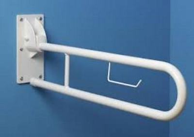 Safety Hand Rail Disabled Toilet Bar Aid Disability Support