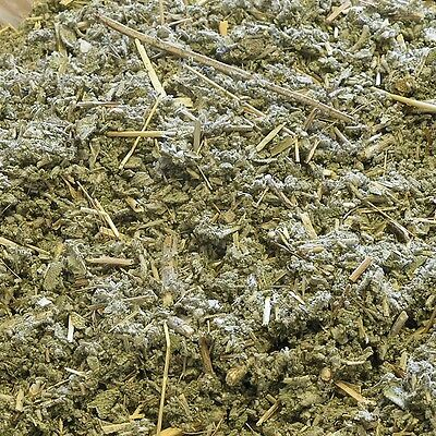 GARDEN SAGE LEAF Salvia officinalis l. DRIED Herb, Whole Natural Herbs 100g
