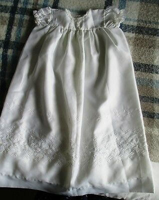 Traditional Handmade Baby Christening Gown Dress 0 3 Months
