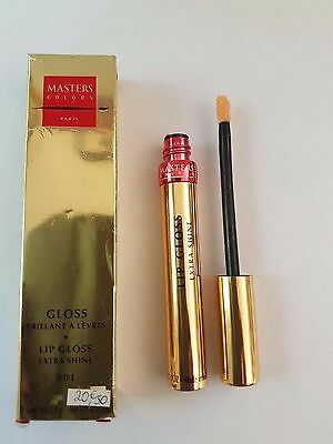 MASTERS COLORS / GROUPE GUINOT gloss  BRILLANT a levres  extra shine 001