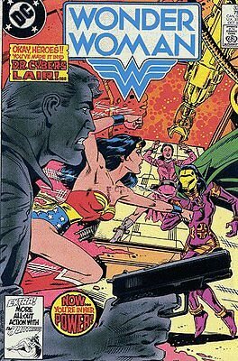 Wonder Woman (Vol 1) # 320 (VryFn Minus-) (VFN-) DC Comics AMERICAN