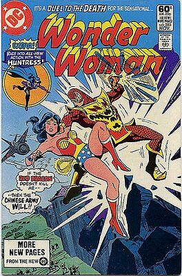 Wonder Woman (Vol 1) # 285 FN- (Fine Minus-) DC Comics AMERICAN