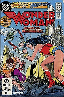 Wonder Woman (Vol 1) # 294 Fine (FN) DC Comics BRONZE AGE
