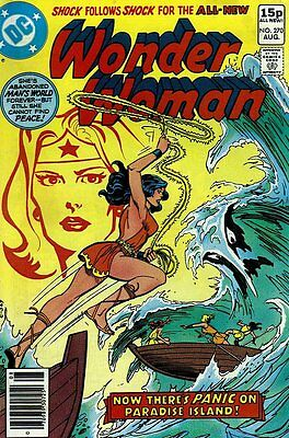 Wonder Woman (Vol 1) # 270 (VFN+) (VyFne Plus+) Price VARIANT DC Comics ORIG US