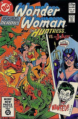 Wonder Woman (Vol 1) # 281 Fine (FN) Price VARIANT DC Comics BRONZE AGE