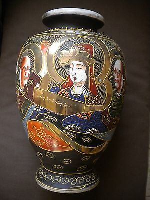 paire d ' anciens vases chinois 2 vases identiques good  condition