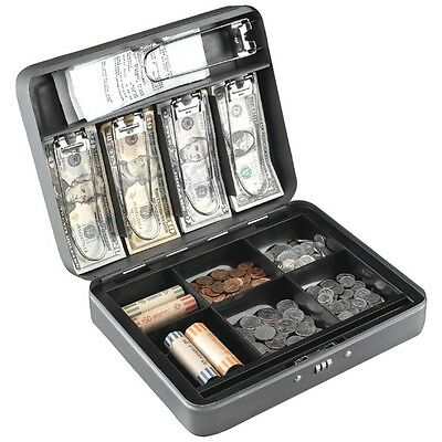 STEELMASTER 2216190G2  Cash Box with Combination Lock