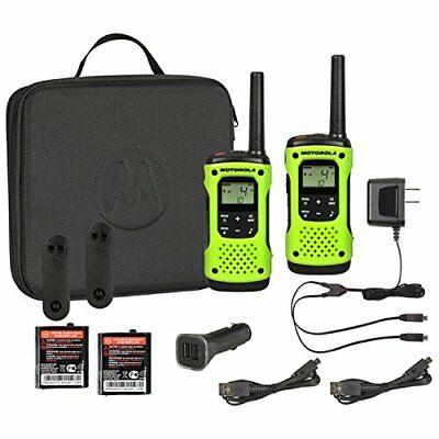 Motorola T605  Val Pack Green Case With