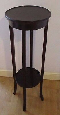 Vintage Wooden Plant Stand