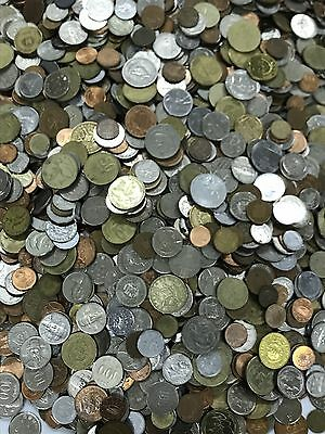 65 Pounds Of Mixed World Coins Lot 3