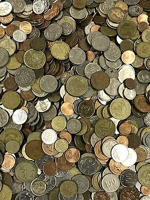 65 Pounds Of Mixed World Coins Lot 4