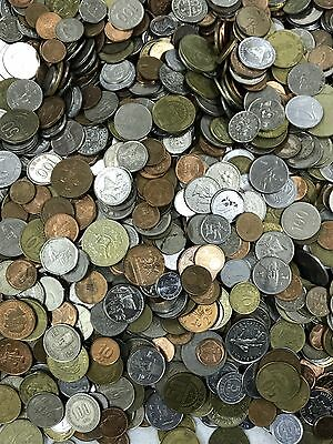 65 Pounds Of Mixed World Coins Lot 5