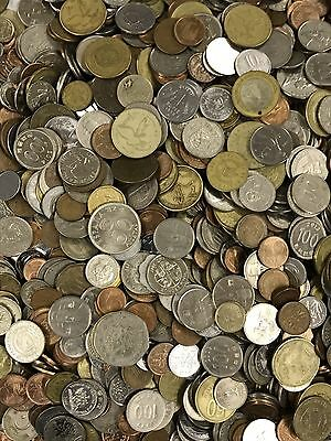 65 Pounds Of Mixed World Coins Lot 9