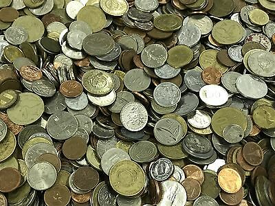65 Pounds Of Mixed World Coins Lot 13