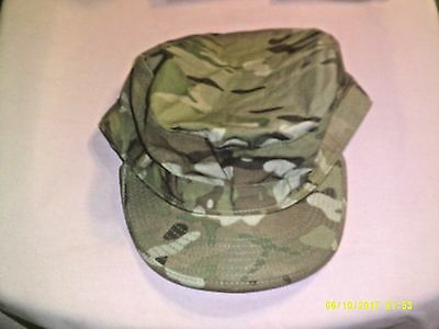 ACU Multicam Patrol Cap 7 5/8 Camo Hat Army Military