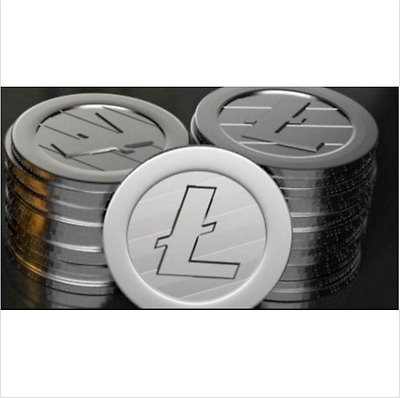 1.0 Crypto LiteCoin Fast Directly to Your Wallet Within 24 Hour *Trusted Seller*