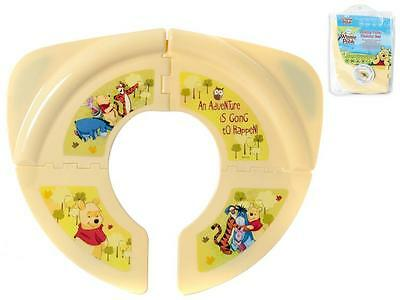 CERVE faltbares Babytoilettensitze Winnie Reise WC Minderer Bad